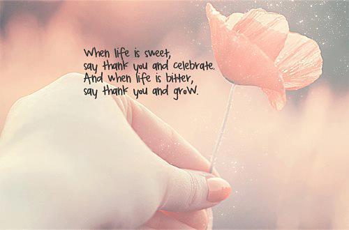 Vieren en groeien door leven